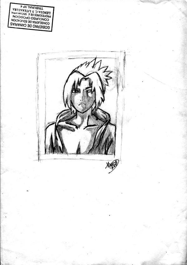 """*+*Fanarts """"La Takara"""" xD*+* Sasuke_by_xau2"""