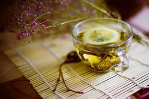 lemot green tea by CuCat