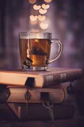 tea and dreams by CuCat