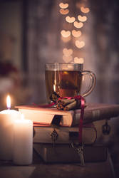 tea and dreams 2 by CuCat