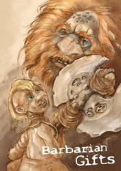 Barbarian Gifts by KonradV