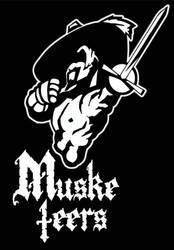 Musketeer Logo by KonradV