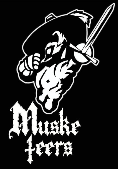 Musketeer Logo by KonradV
