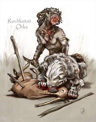 Rochkotaii-Orcs