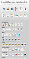 Light Icons Minitype Iconset
