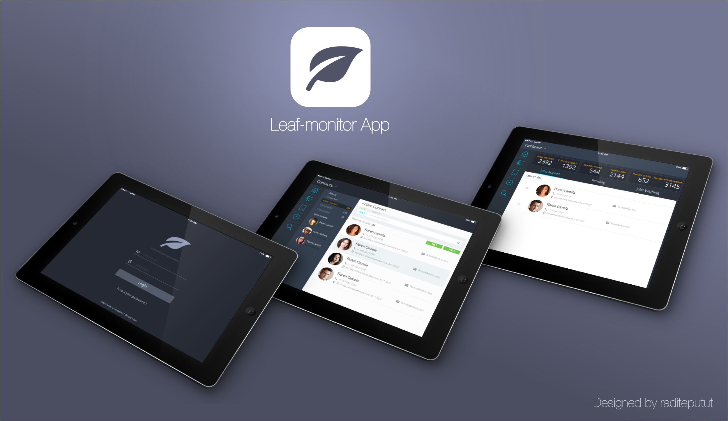 Monitor Apps by raditeputut