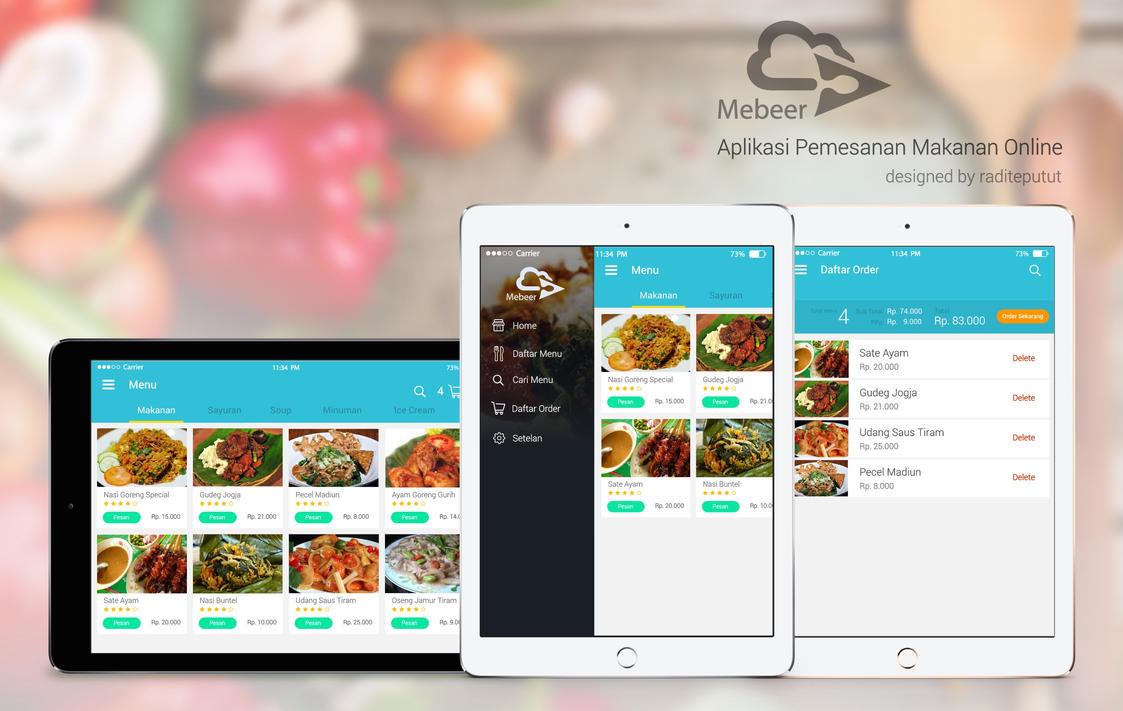 POS Restaurant Service by raditeputut