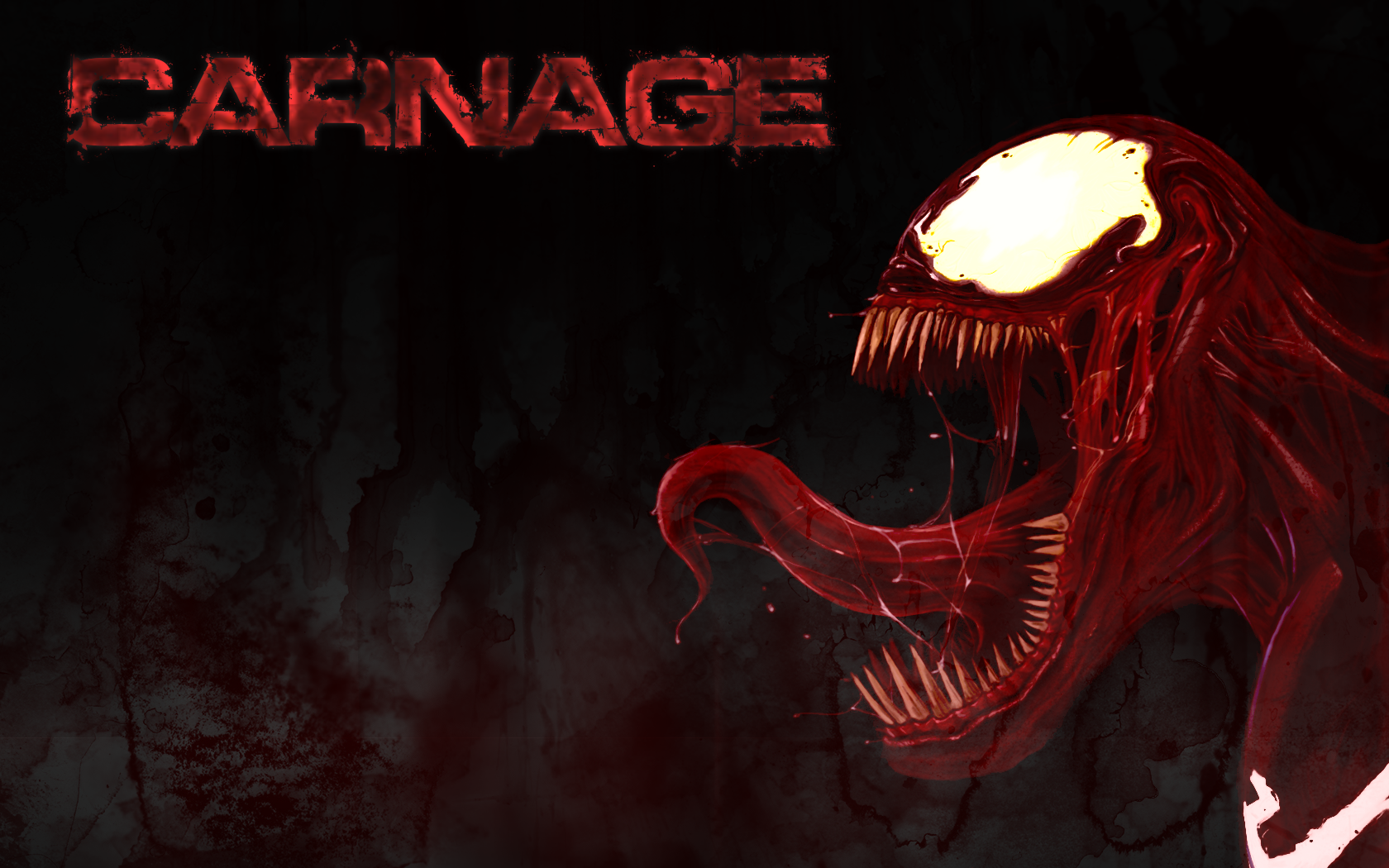 carnage wallpaper by 77silentcrow on deviantart