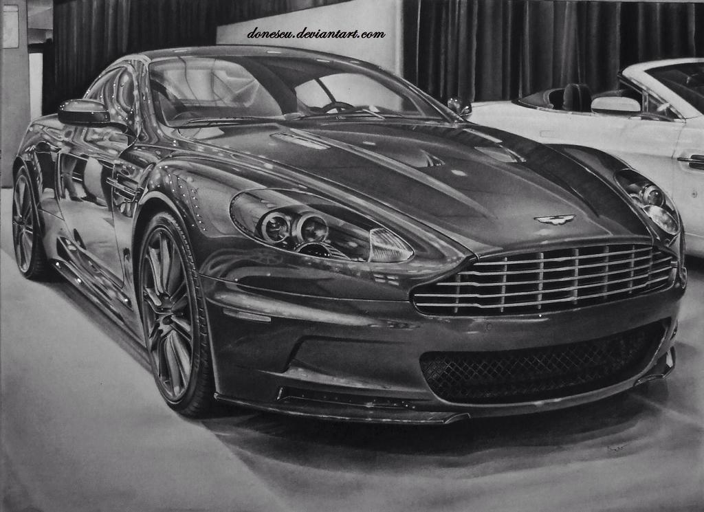 Aston Martin Auto Show By Donescu ...