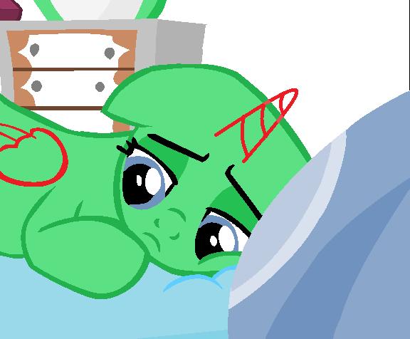 depressed pony base by LiatheGreyWolf on DeviantArt