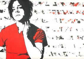 Jack White by SSkyborg