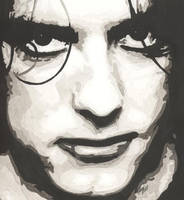 Robert Smith_2 by SSkyborg