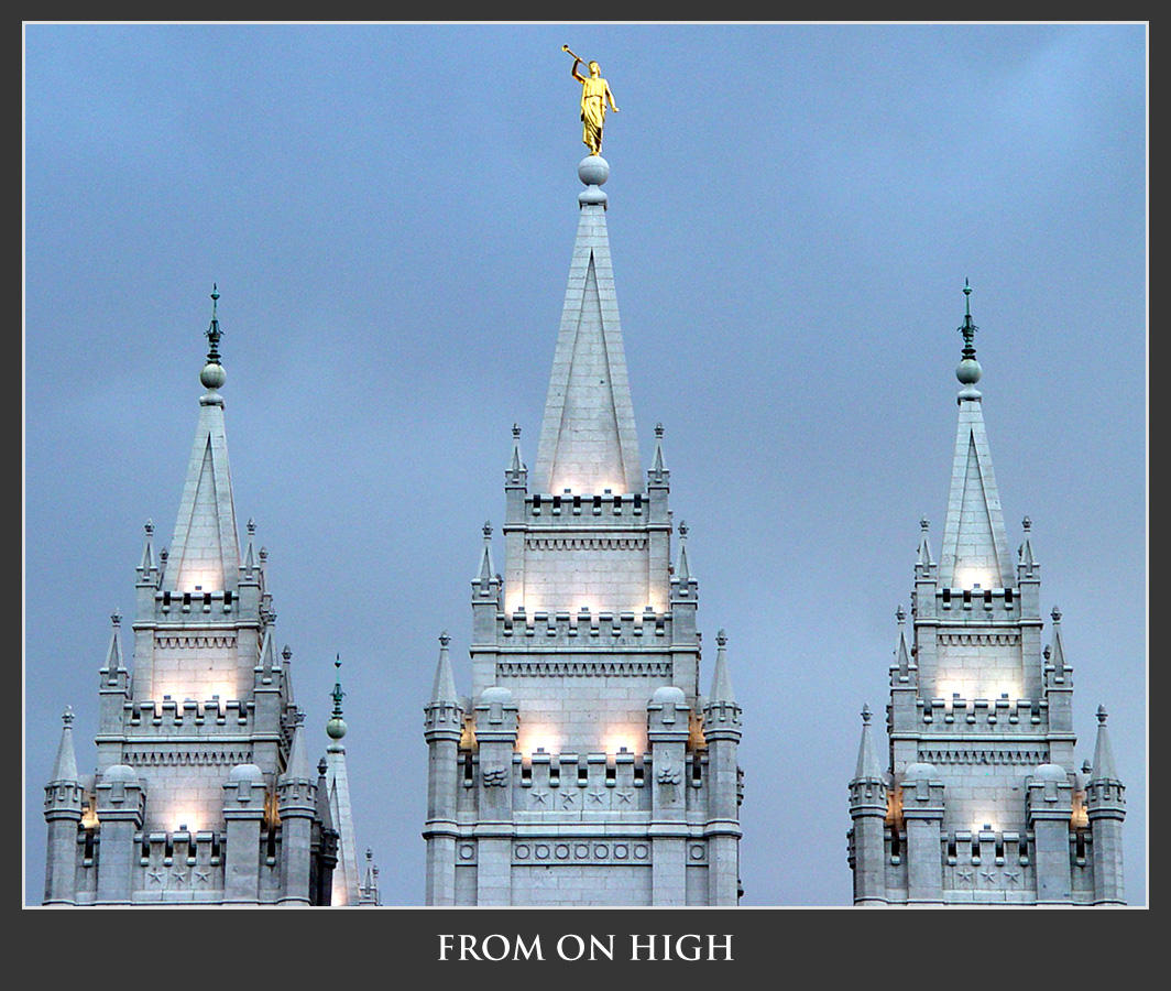 from on high by homrjheath