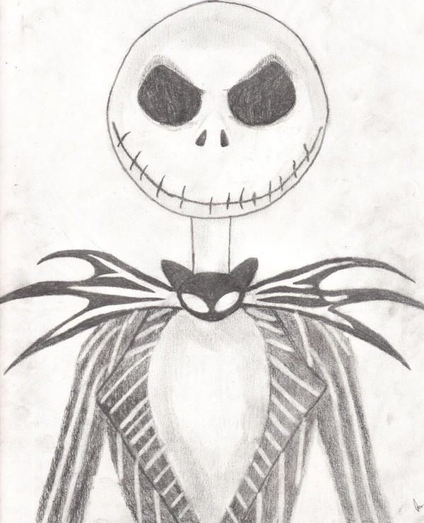 Jack skeleton by ooginburf on deviantart Awesome pumpkin drawings