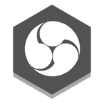 OBS Rainmeter Honeycomb Icon