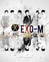 EXO-M by kimyounin