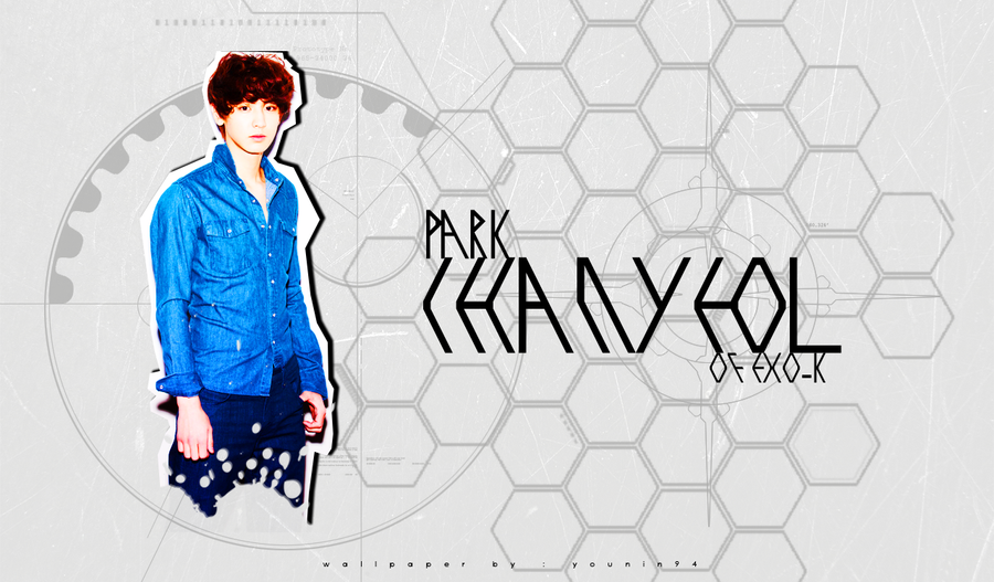 Chanyeol of EXO-K wallpaper by kimyounin on deviantART