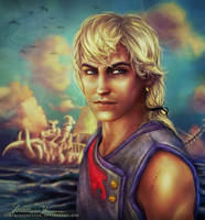 The Pirates Of Dark Water: Ren by DominiqueWesson