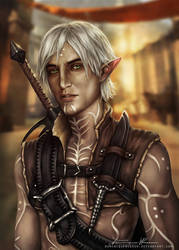 Fenris by DominiqueWesson