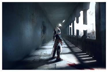 Assassin's tribute by celvec