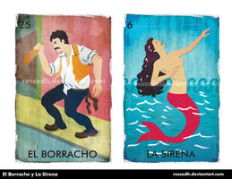 El Borracho y La Sirena