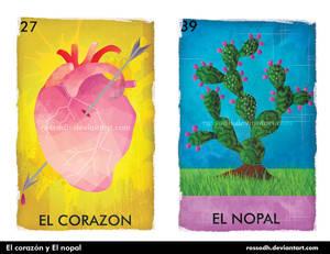 El Corazon y El Nopal