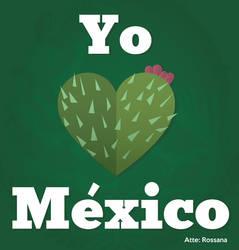 YO AMO MEXICO