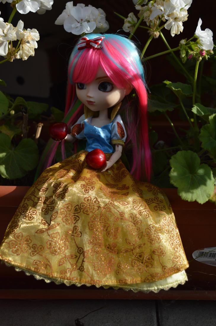 gaby my little pullip by miichaelis