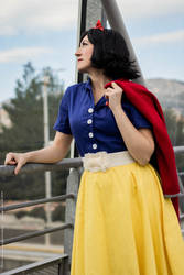 snow white casual by miichaelis