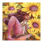 Mermay day XXX : Sunflowers