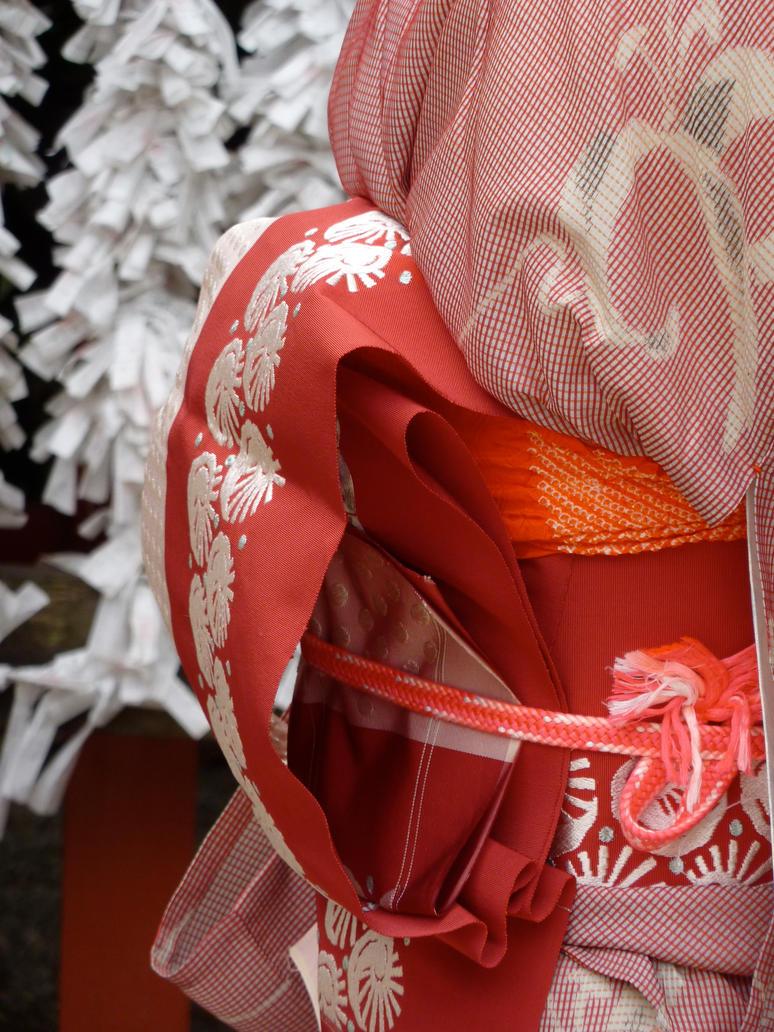 Kimono Red by melanie12271994