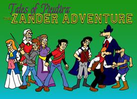 Tales of Pieutira by MDKartoons