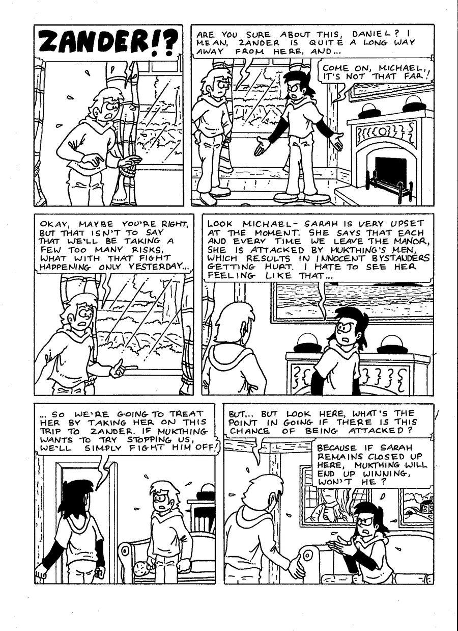 The Zander Adventure Page 25