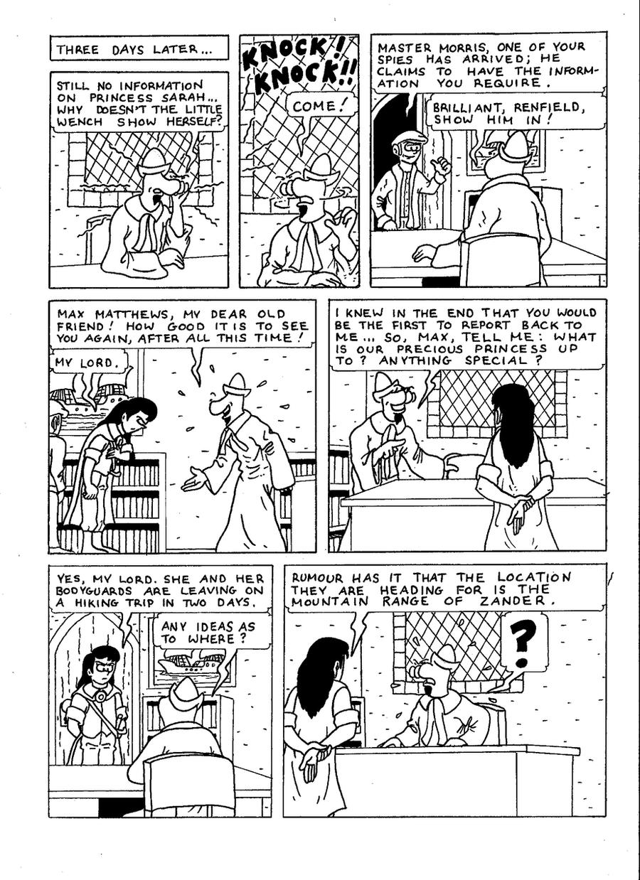 The Zander Adventure Page 27 by MDKartoons