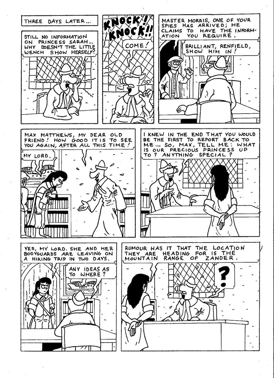 The Zander Adventure Page 27