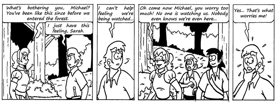 Zander Adventure Strip 10