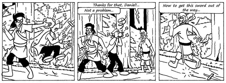 Zander Adventure Strip 24