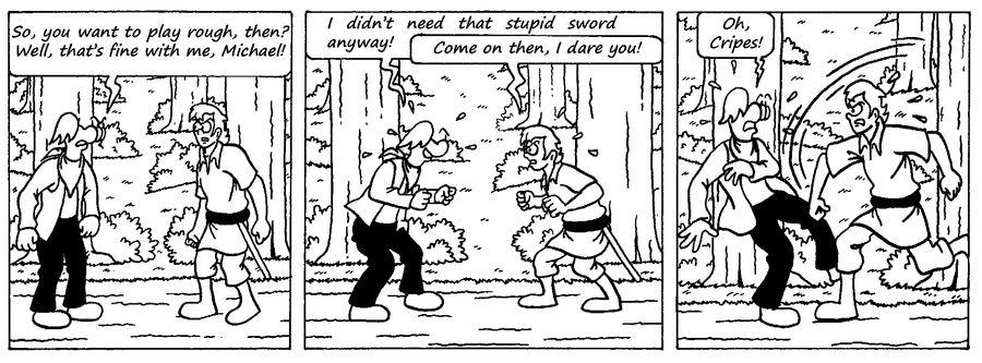 Zander Adventure Strip 25