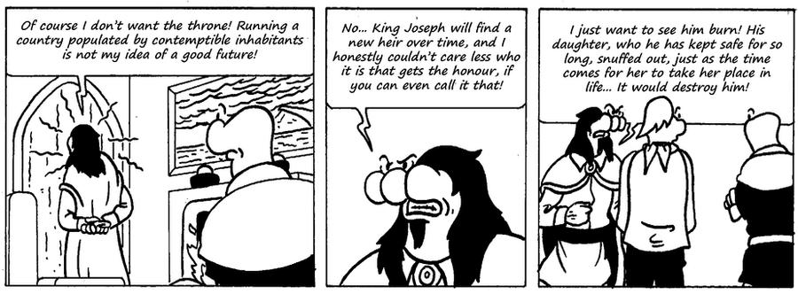 Zander Adventure Strip 66 by MDKartoons