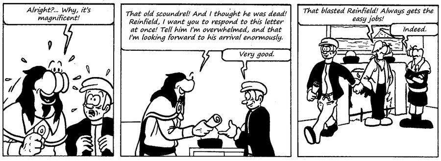 Zander Adventure Strip 70