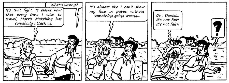 Zander Adventure Strip 80