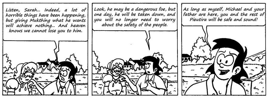 Zander Adventure Strip 83