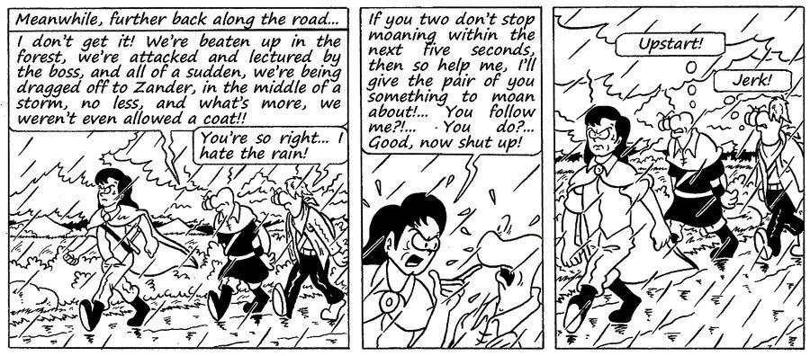 Zander Adventure Strip 127