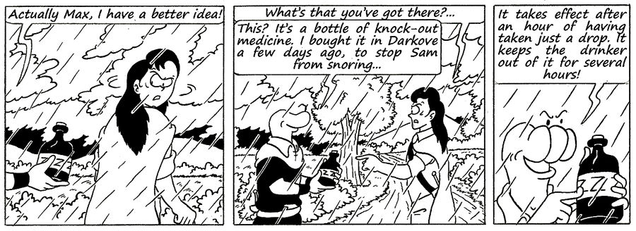 Zander Adventure Strip 133