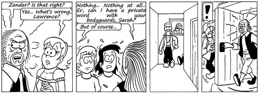Zander Adventure Strip 139