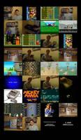 VGRetro - 05 - Mickey Mania Comparison Tele-Snaps
