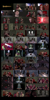 Knightmare Remake Tele-Snaps