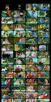 Tintin and the Picaros Part 2 Tele-Snaps