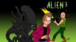 VGRetro - 21 - Alien 3 Title Card