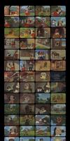 Dogtanian Episode 1 Tele-Snaps